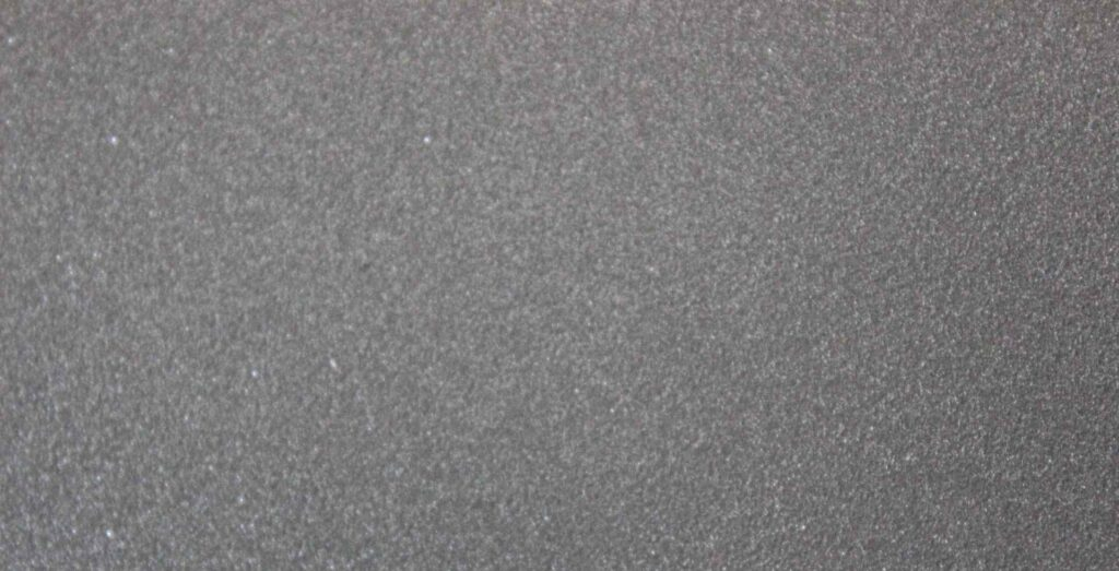 Store aluminium mat givre