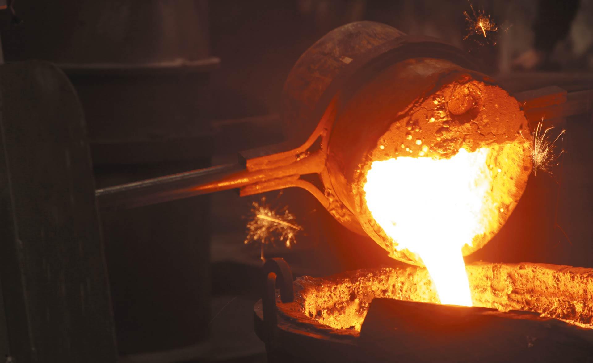 Première fusion de l'aluminium