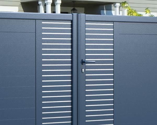 details et decors sur aluminium design