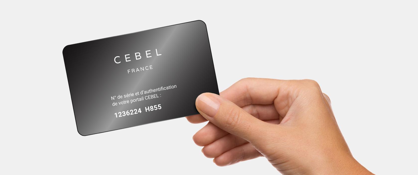 Extension de garantie avec le Club CEBEL